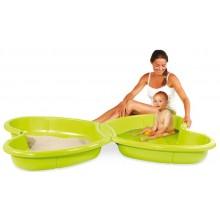 Песочница-бассейн бабочка для малышей