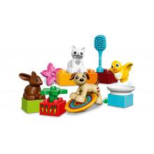 LEGO Duplo Домашние питомцы 10838